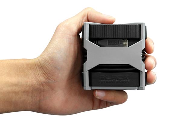Delkin BLACK USB 3 0 Rugged Memory Card Reader offers