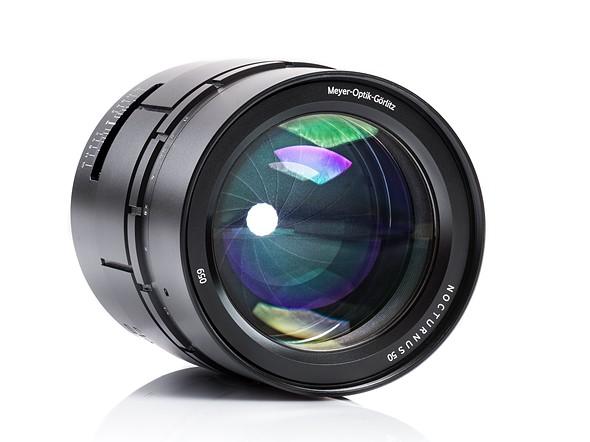 Meyer-Optik-Görlitz reveals Nocturnus 50 F0.95 II lens for Sony E-Mount 1