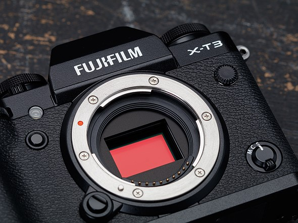 Fujifilm releases firmware updates for its X-T3, X-H1 cameras and