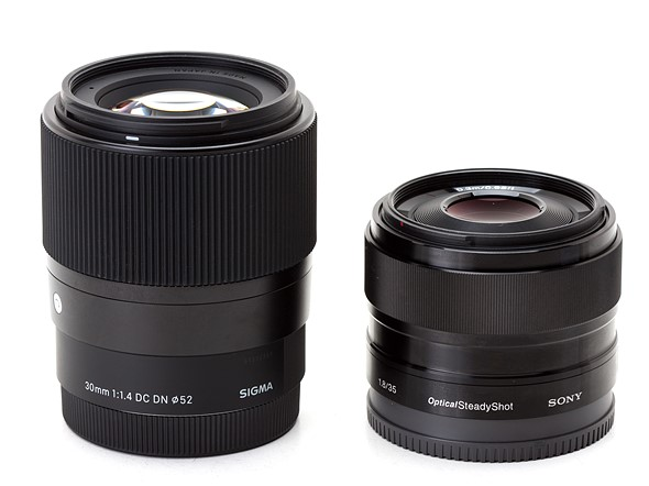 Sigma 30mm F1.4 DC DN Contemporary for Sony E-mount lens review 2