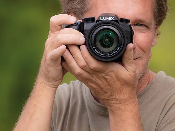 5d07cdf3a40 Panasonic has announced it s adding two new zoom cameras to its Lumix  lineup  the Lumix TZ95 compact camera and the Lumix FZ1000 II bridge camera.