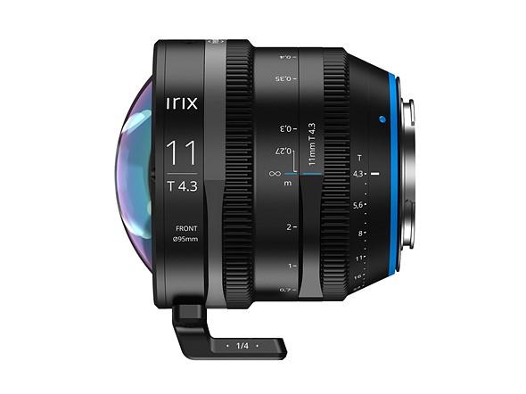 Irix announces an 11mm F4.3
