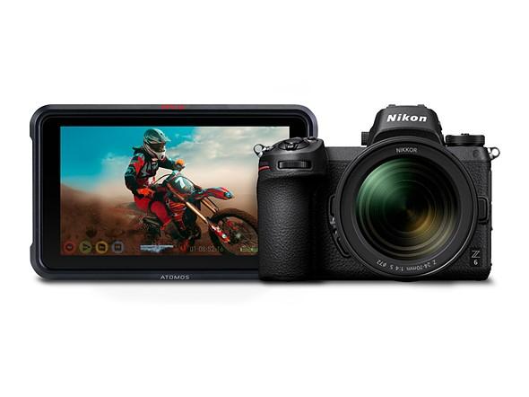 Nikon Atomos - Nikon Z6/Z7 Raw video upgrade available starting today for $...