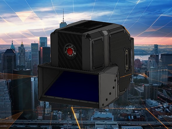 RED and Lucid unveil 8K 3D camera that produces 4V holographic video in real time