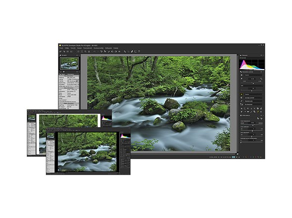 Silkypix adds clarity tool and compatibility with Sigma dp Quattro series 1