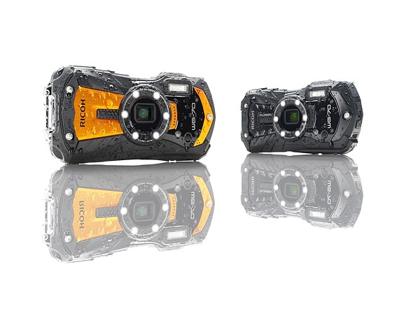 Ricoh announces newest ultra-rugged digital compact camera in its acclaimed WG series