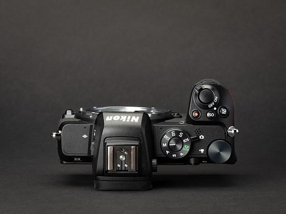 Cámara distinguen compatible con Nikon F puerto