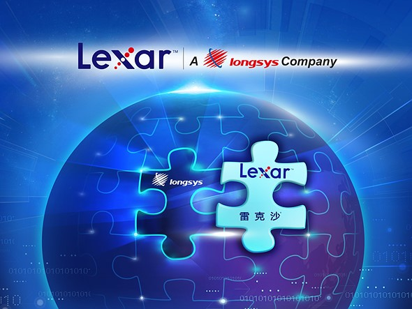 Lexar acquired by Chinese flash storage maker Longsys