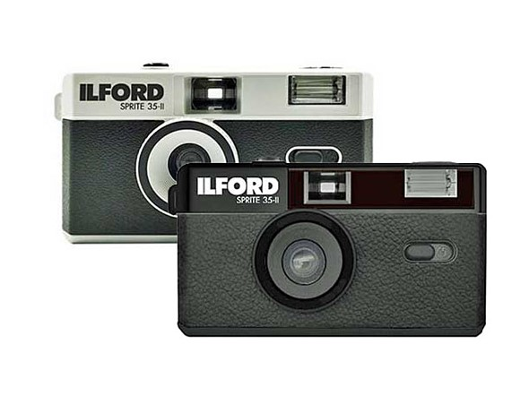 Ilford to release the Sprite 35-II, a cheap, reusable 35mm point-and-shoot  film camera: Digital Photography Review