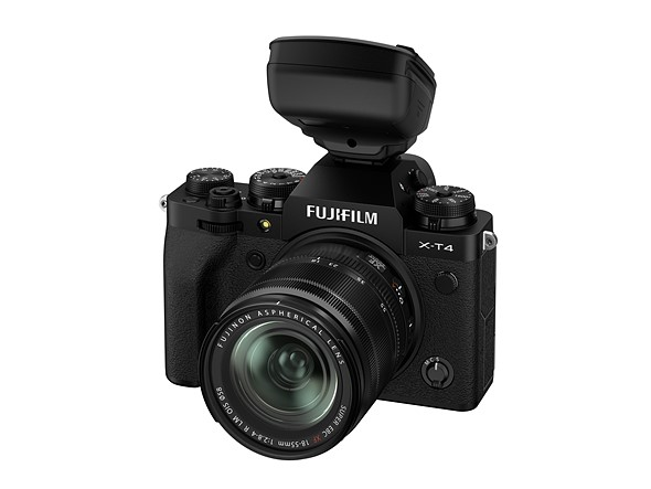 Fujifilm announces new EF-60 speedlight, EF-W1 wireless trigger for X, GFX System cameras
