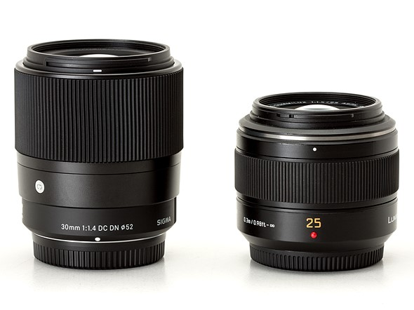Sigma 30mm F1.4 DC DN Contemporary Micro Four Thirds Lens Review 2