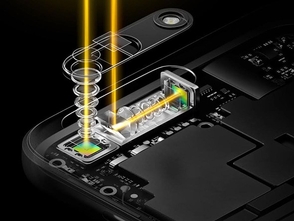 OPPO announces dual-cam 5x optical zoom technology for smartphones