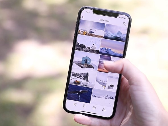 PhotoShelter launches FileFlow, a mobile app that lets clients access delivered content