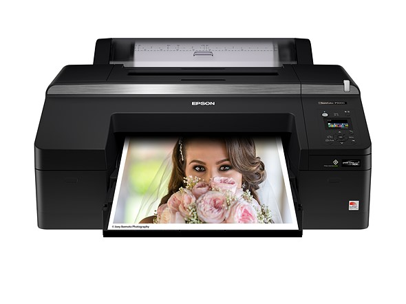 Epson Claims Its New 17 Printer Uses Ink That Has Double The Print Life Of Previous Models And Which Produces A Smoother More Even Gloss Finish