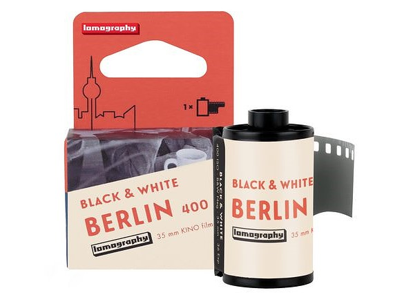 Lomography launches new 35mm monochrome film stock cut from German cine film rolls