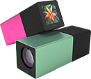 Lytro provides more exposure control and additional colors