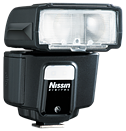 Kenro launches Nissin i40 compact flash with video light