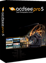 ACD Systems adds raw support for 14 cameras to Pro 5 and ACDSee 14