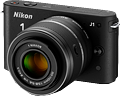 Nikon unveils J1 small sensor mirrorless camera as part of Nikon 1 system