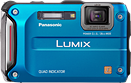 Panasonic launches rugged DMC-TS4 / FT4