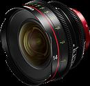 Canon announces 14mm T3.1 and 135mm T2.2 Cinema EOS prime lenses