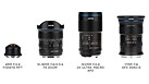 Venus Optics shows eight new Laowa models, including the widest Fujifilm GFX lens