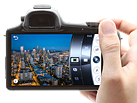 Samsung Galaxy  NX Hands-on