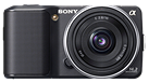 Sony firmware for NEX-3, 5 and 3C brings LA-EA2 adapter support