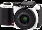 Pentax K-01 studio test shots published