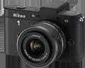 Nikon announces Nikon 1 system with V1 small sensor mirrorless camera