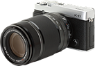 Fujifilm updates X-Pro1 and X-E1 to improve AF with 55-200mm lens