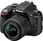 Nikon unveils D3300 with new sensor, processor and kit lens