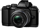 Olympus OM-D E-M10 brings E-M5 down to size