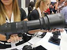 Photokina 2014: Hands on with Sigma's new 150-600mm telezooms