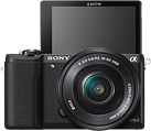 Sony announces Alpha a5100 compact mirrorless camera