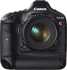 Canon announces EOS-1D C 4K DSLR with 8-bit 4:2:2 1080p HDMI output