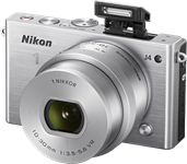 Nikon 1 J4 sports new sensor, improved AF system, and Wi-Fi