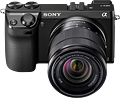 Sony NEX-7 high-end APS-C mirrorless camera first look