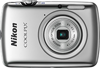 Nikon launches minuscule Coolpix S01 3x ultra-compact with 10MP CCD sensor