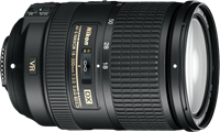 Nikon AF-S DX Nikkor 18-300mm f/3.5-5.6G ED VR review