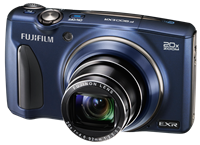 Fujifilm announces Wi-Fi-enabled F900EXR with EXR-CMOS II