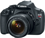 Canon announces entry-level Rebel T5 (EOS 1200D) and macro ring light