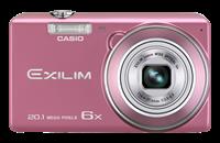 Casio Europe releases 20.1 MP Exilim EX-ZS30 camera