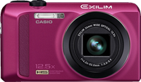 Casio releases Exilim EX-ZR200 flagship compact beyond Japan