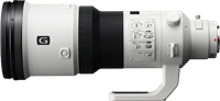 Sony full-frame camera coming, 500mm F4 lens finally announced