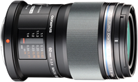 Olympus creates 60mm F2.8 Macro and promises 17mm F1.8 for Micro Four Thirds
