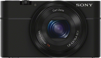 Sony announces Cyber-shot DSC-RX100 large sensor enthusiast compact