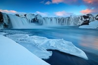 Shooting Goðafoss: Erez Marom takes us behind the picture