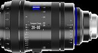 Carl Zeiss presents CZ.2 28-80mm T2.9 cinema zoom lens