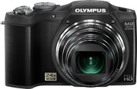 Olympus announces SZ-31MR iHS high-end compact superzoom